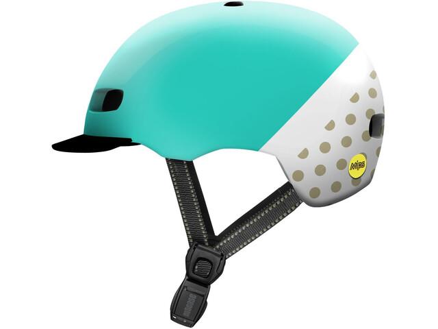 Nutcase Street MIPS Helm, tiffanys brunch reflective